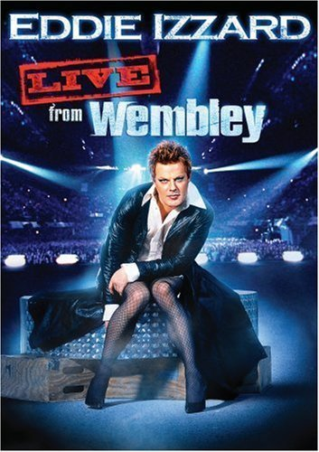 Eddie Izzard Live From Wembley Nr