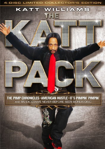 Katt Pack Williams Katt Williams Katt