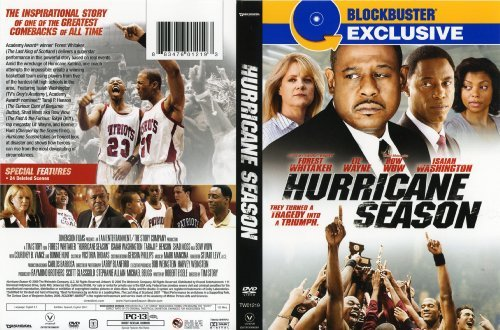 Hurricane Season Whitaker Henson Blockbuster Exclusive