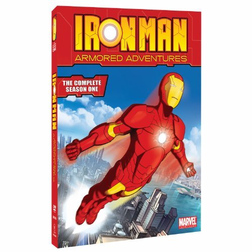 Iron Man Armored Adventures Iron Man Armored Adventures Nr 4 DVD