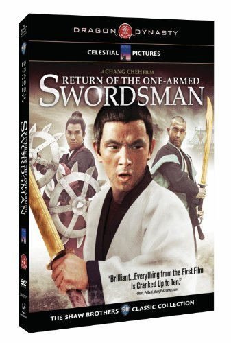 Return Of The One Armed Swords Yu Jimmy Wang Nr