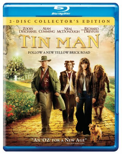 Tin Man Tin Man Blu Ray Ws Nr
