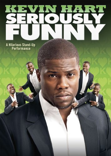 Kevin Hart Seriously Funny DVD Nr