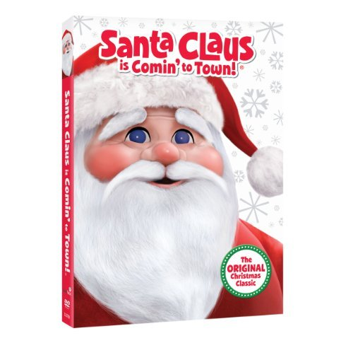 Santa Claus Is Coming To Town Santa Claus Is Coming To Town DVD Nr