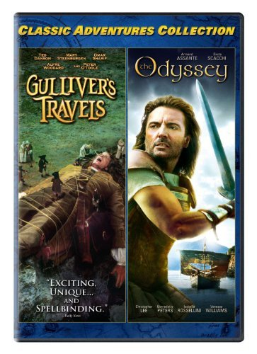 Classic Adventures Collection 2 Gullivers Travel Pg13 2 DVD