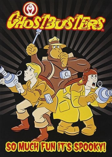 Ghostbusters (animated) Ghostbusters (animated) G