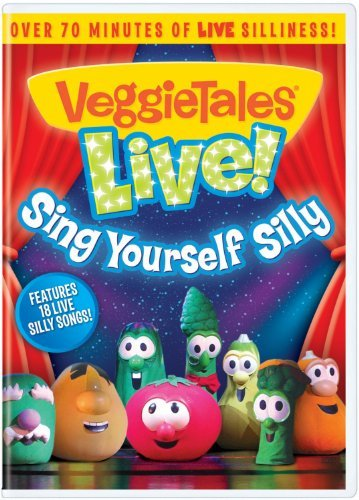Live! Sing Yourself Silly Veggietales Ws Nr