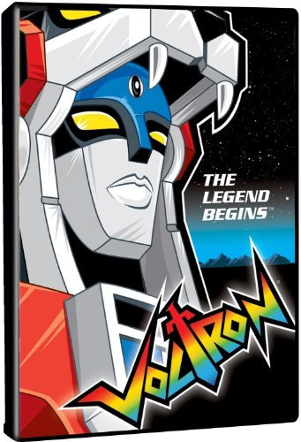 Voltron The Legend Begins Voltron The Legend Begins Nr