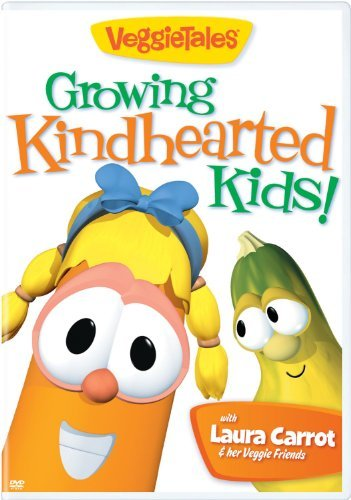 Veggie Tales Growing Kindhearted Kids Nr