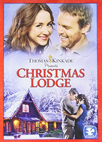 Thomas Kinkade The Christmas Christmas Lodge Nr