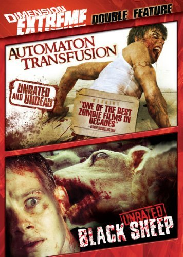 Automaton Black Sheep Dimension Extremem Double Feat Nr 2 DVD