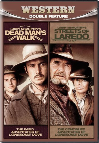 Deadman's Walk Streets Of Lare Larry Mcmurty Double Feature Nr 4 DVD