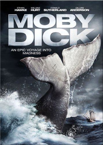 Moby Dick (2011) Hawke Hurt Sutherland Anderson Nr