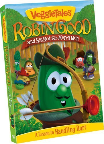 Robin Good & His Not So Merry Veggietales Ws Nr