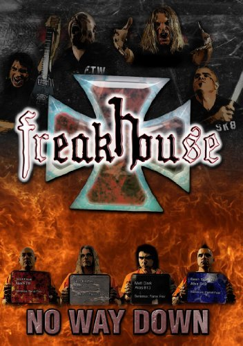Freakhouse No Way Down Incl. CD