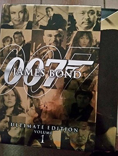 James Bond Ultimate Collection Vol. 1 Clr Nr 10 DVD