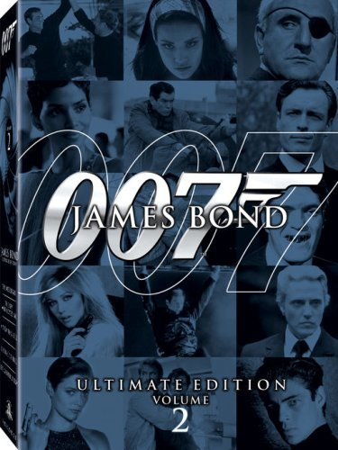 James Bond Ultimate Collection Vol. 2 Clr Nr 10 DVD