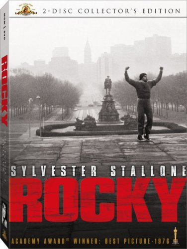 Rocky Stallone Shire Ws Pg 2 DVD Coll Ed