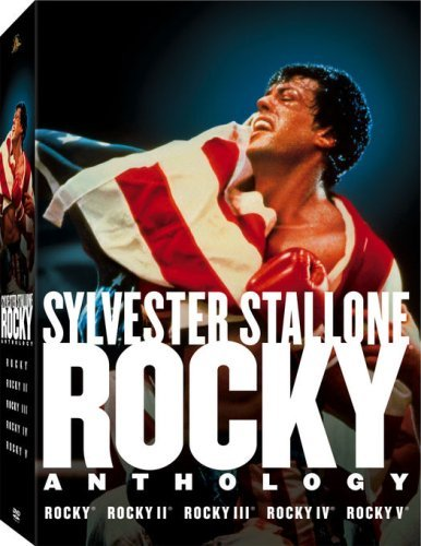 Rocky Anthology Stallone Sylvester Clr Nr 5 DVD