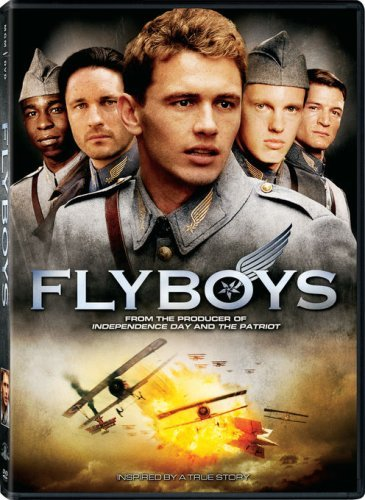 Flyboys Franco James Clr Pg13