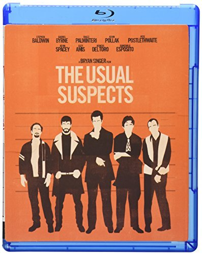 Usual Suspects Usual Suspects Blu Ray Ws Usual Suspects