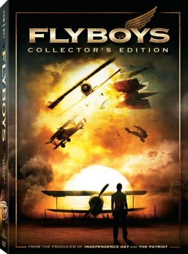 Flyboys Franco James Clr Ws Special Ed. Pg13 2 DVD