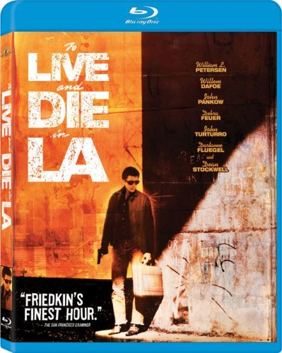 To Live & Die In La To Live & Die In La Ws Blu Ray R 2 DVD