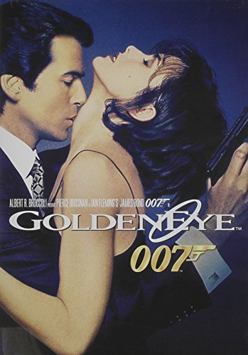 James Bond Goldeneye Brosnan Pierce Pg13 Ws