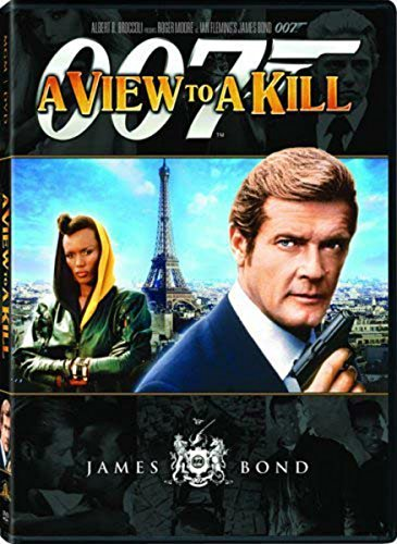 James Bond View To A Kill Moore Roger Pg Ws