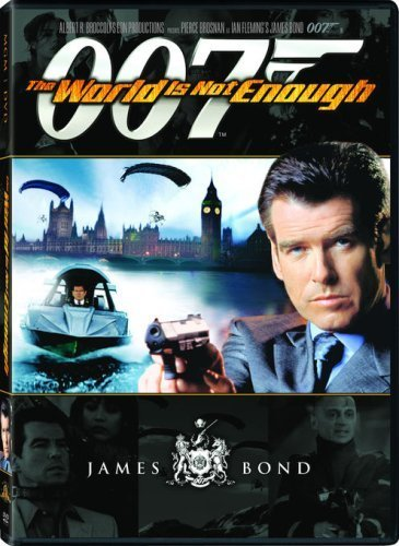 James Bond World Is Not Enough Brosnan Pierce Pg13 Ws