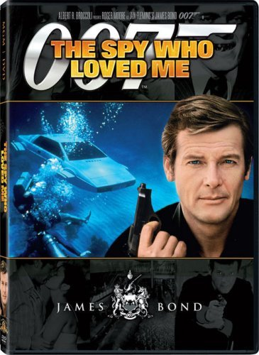 James Bond Spy Who Loved Me Moore Roger Pg Ws