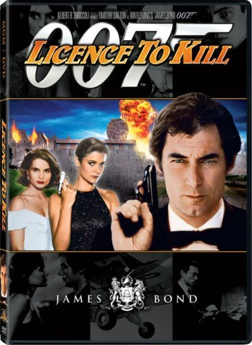 James Bond Licence To Kill Dalton Timothy Pg13 Ws
