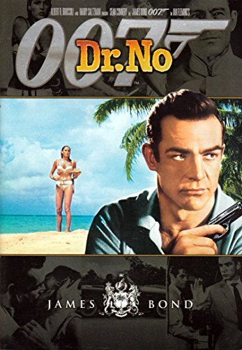 James Bond Dr. No Connery Sean Ws Pg