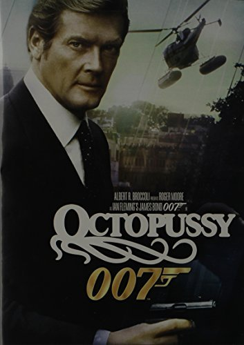 James Bond Octopussy Moore Roger Pg Ws