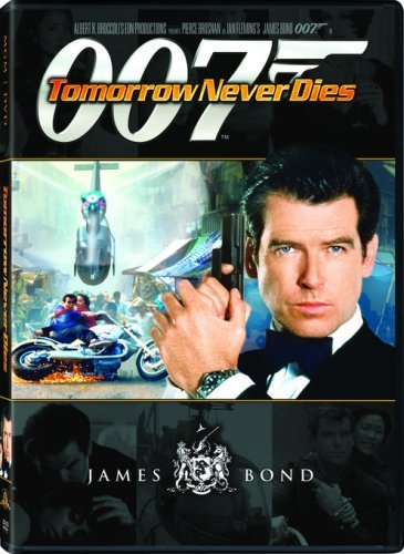 James Bond Tomorrow Never Dies Brosnan Pierce Pg13 Ws