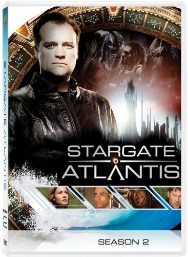 Stargate Atlantis Season 2 Clr Ws Season 2