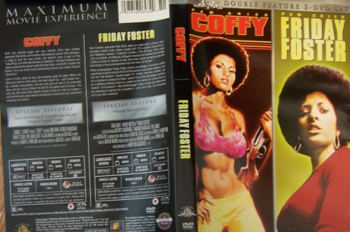 Pam Double Feature Grier Coffy Friday Foster