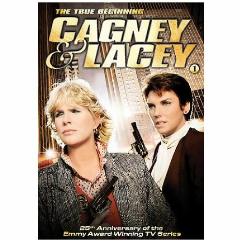 Cagney & Lacey Season 1 Nr 4 DVD