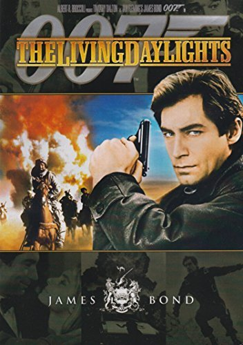 James Bond Living Daylights Dalton Timothy Pg Ws