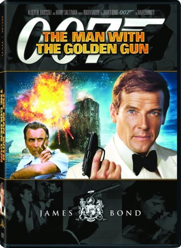 James Bond Man With The Golden Gun Moore Roger Pg Ws