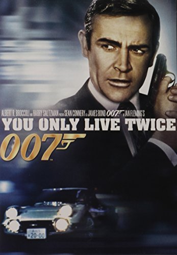 James Bond You Only Live Twice Connery Sean Pg Ws