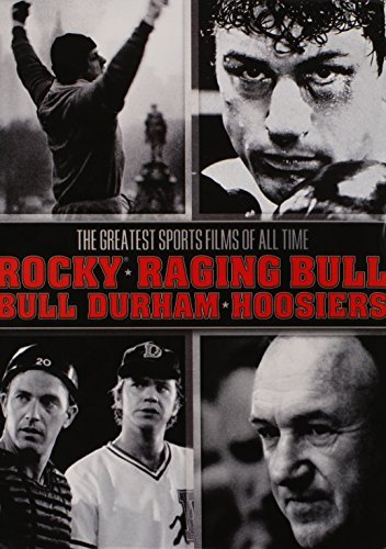 Greatest Sports Films Of All Time Bull Durham Hoosiers Raging Bull Rocky Clr R