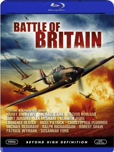 Battle Of Britain Caine Olivier Blu Ray Ws Caine Olivier