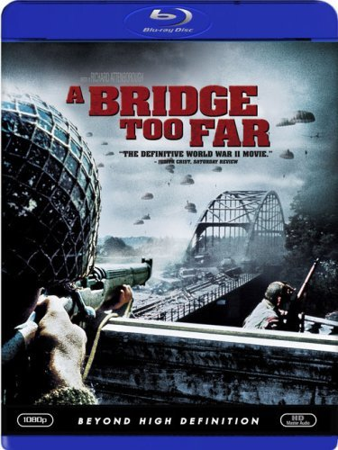 Bridge Too Far Connery Redford Caan Caine Blu Ray Ws Connery Redford Caan Caine