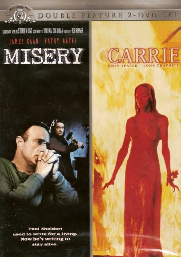 Misery Carrie Double Feature