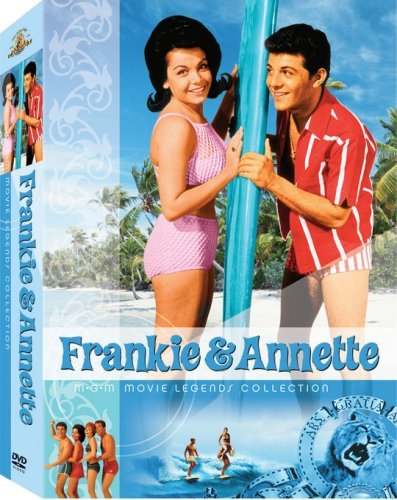Frankie & Annette Collection DVD Nr 8 On 4