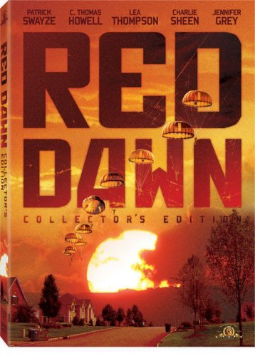 Red Dawn (1988) Swayze Sheen Thompson Ws Coll. Ed. Pg13 2 DVD