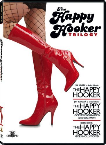 Happy Hooker Trilogy Happy Hooker Trilogy Ws Nr 2 DVD