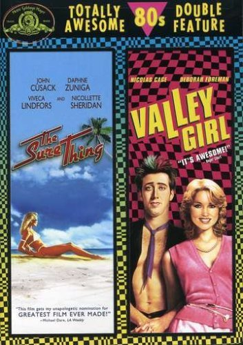 Sure Thing Valley Girl Sure Thing Valley Girl Ws Nr 2 DVD