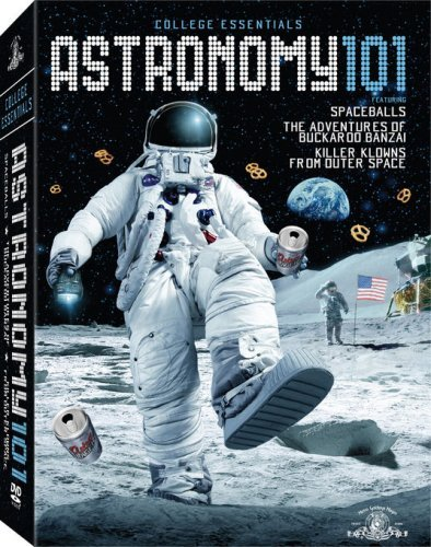 Astronomy 101 Astronomy 101 Ws Nr 3 DVD